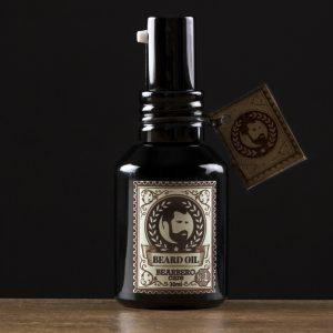 Barbería Bearbero aceite de barba