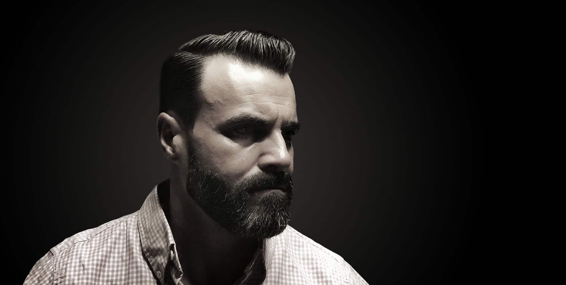 Arreglo de barba y corte de pelo