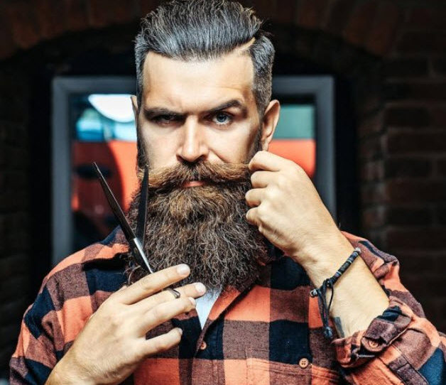 how to fix the beard